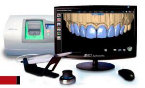 laboratorio protesico area cad cam