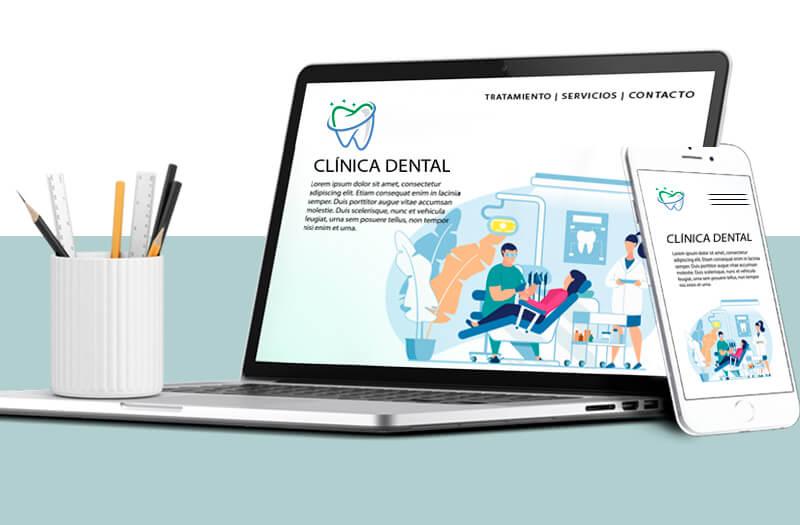 servicios de marketing diseño de website