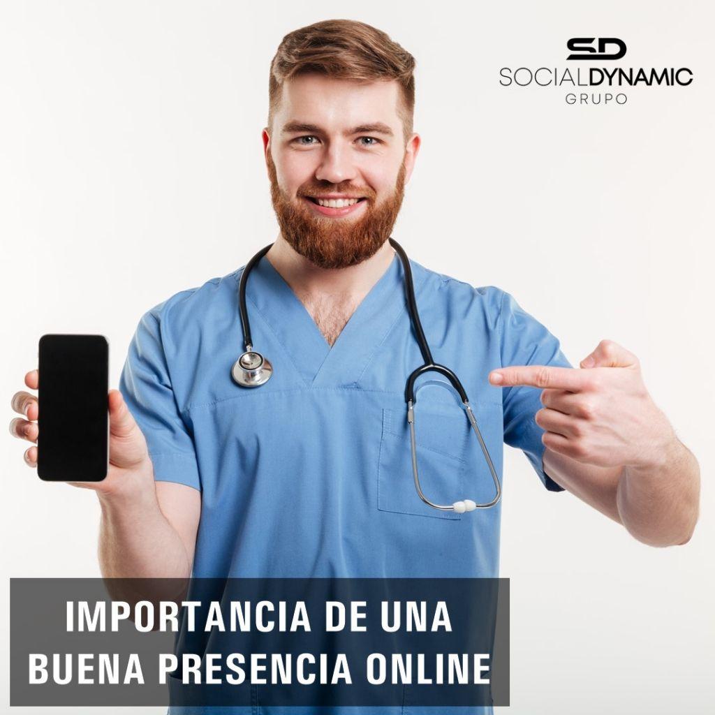 Importancia de una buena presencia online